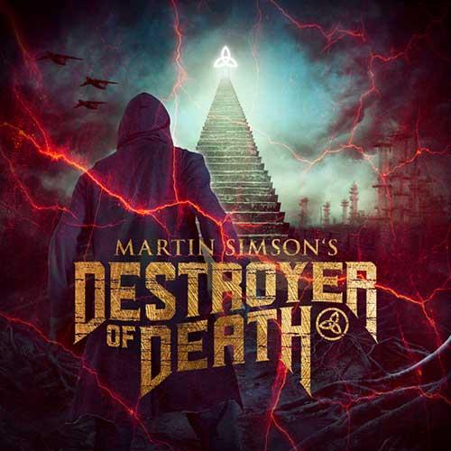 Martin Simson's Destroyer of Death – Destroyer of Death